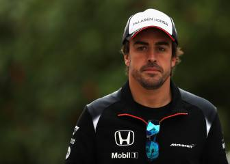 "McLaren reacciona: ""Fernando Alonso no está disponible"""