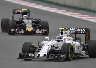 Williams, no a Mercedes por Bottas: Alonso y Sainz se alejan