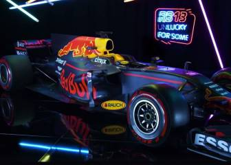Red Bull launch 2017 car