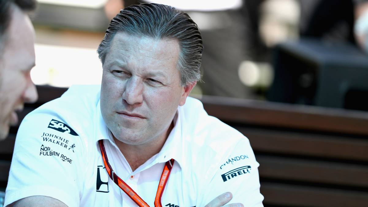 Zak Brown.