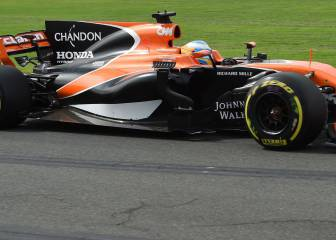 McLaren's top speed deficit slashed in Australia