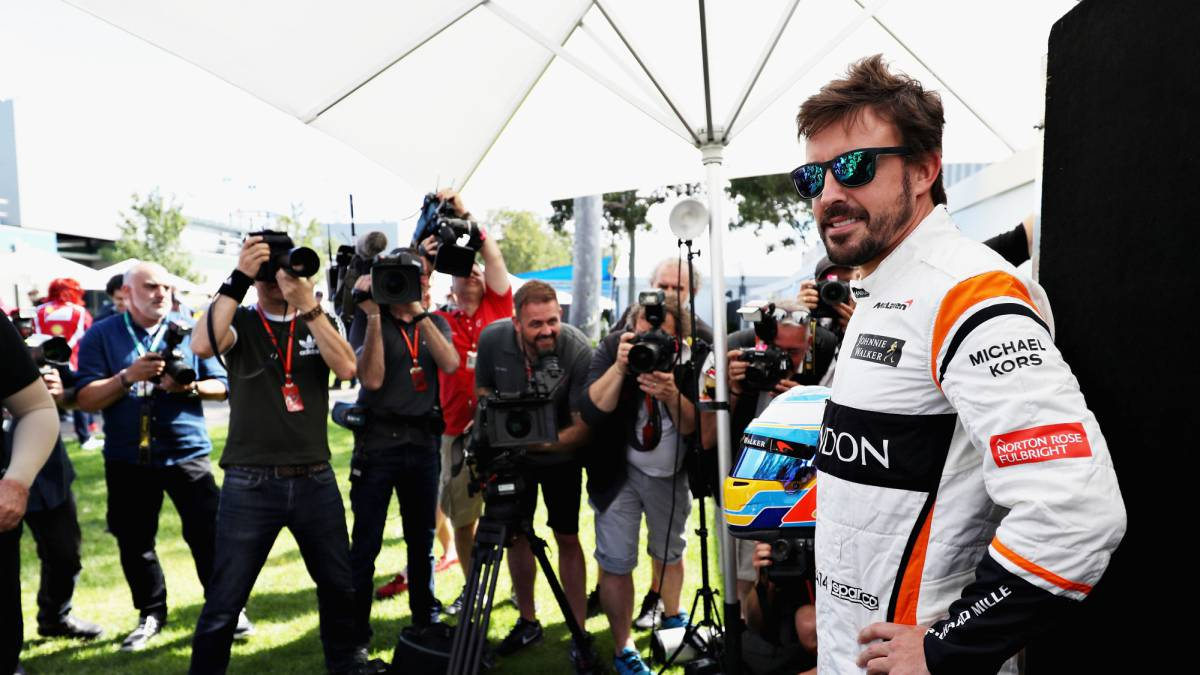 "Alonso: Australian GP ""probably the best race of my life"""