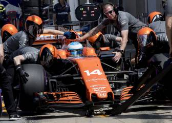 McLaren's 130 million Honda contract not enough for losses