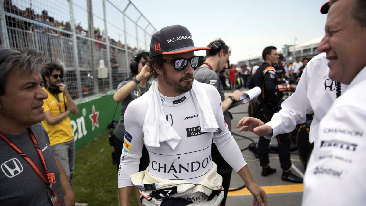 "McLaren: ""There is no tension with Fernando Alonso"""