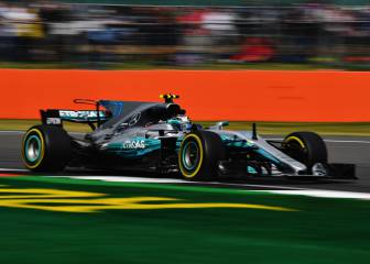 Mercedes dominate but Alonso in Silverstone practice top 10