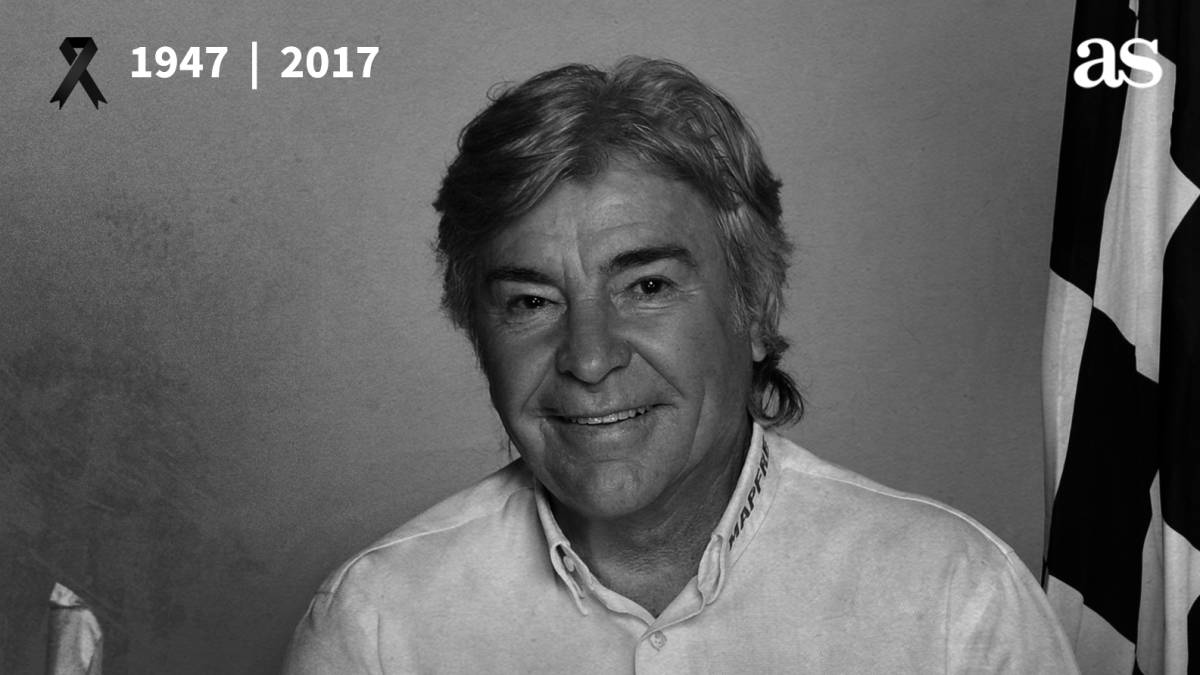 Fallece Ángel Nieto