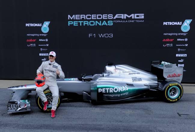 Michael Schumacher tendrá una exposición en 2018