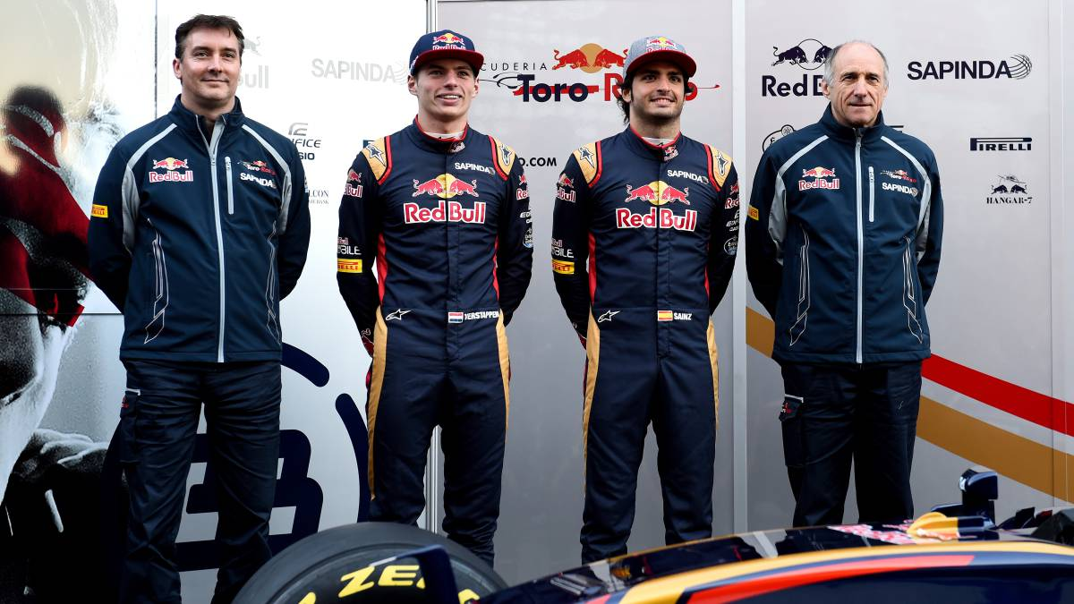 James Key seguirá como director técnico de Toro Rosso