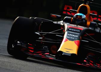 Red Bull, alternativa a Ferrari y Mercedes; Alonso fue octavo