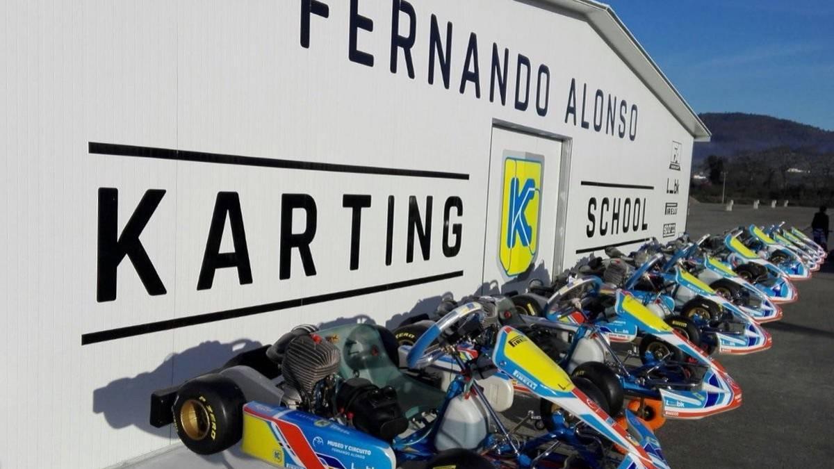 Circuito De Fernando Alonso : Automovilismo la fia deja al circuito de alonso sin la élite del
