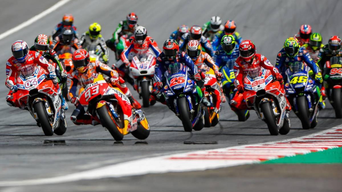 MotoGP 2018: una parrilla con 33 títulos y 12 campeones