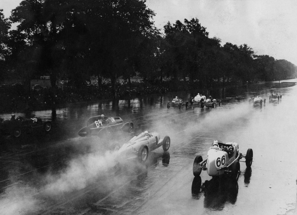 Circuito de Avus (Berlín) Temporada 1959.