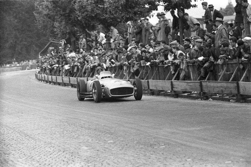 Circuito Bremgarten (Suiza) Temporadas: 1950-1954.