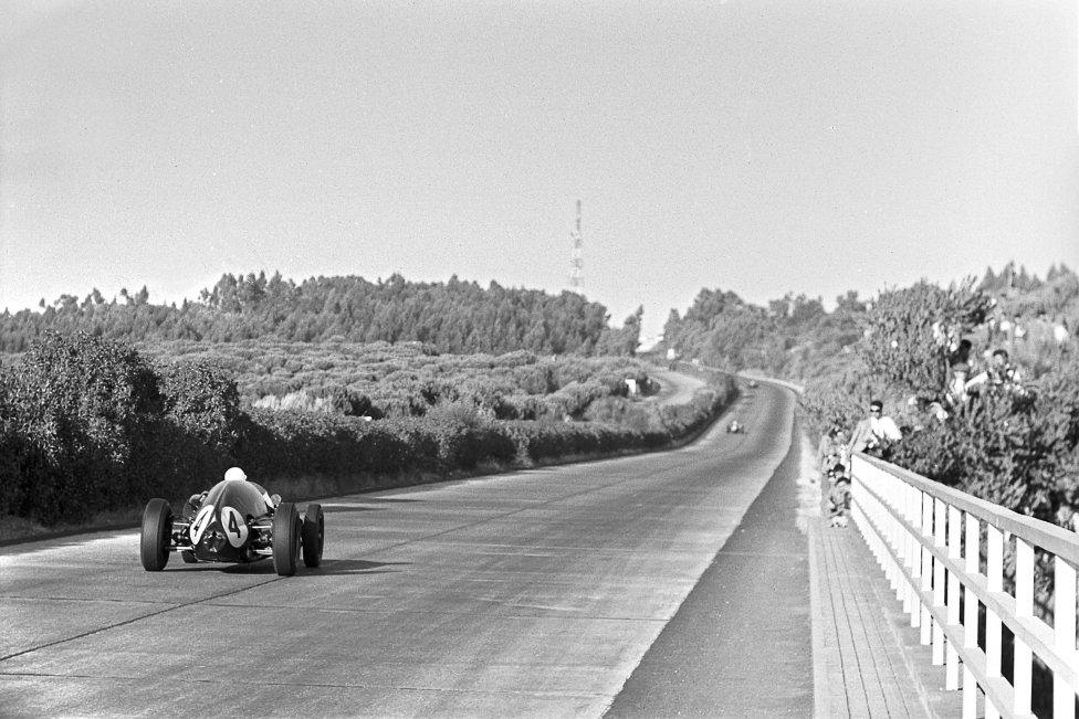 Circuito de Monsanto Park (Lisboa) Temporada 1959.