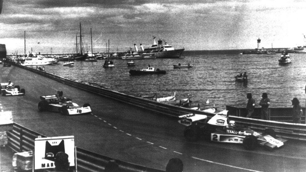 Circuito de Montecarlo (Mónaco) Temporadas: 1950 y desde 1955 a la actualidad.
