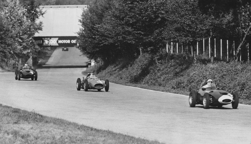 Circuito de Monza (Italia) Temporadas: 1950-1979 y desde 1981 a la actualidad.