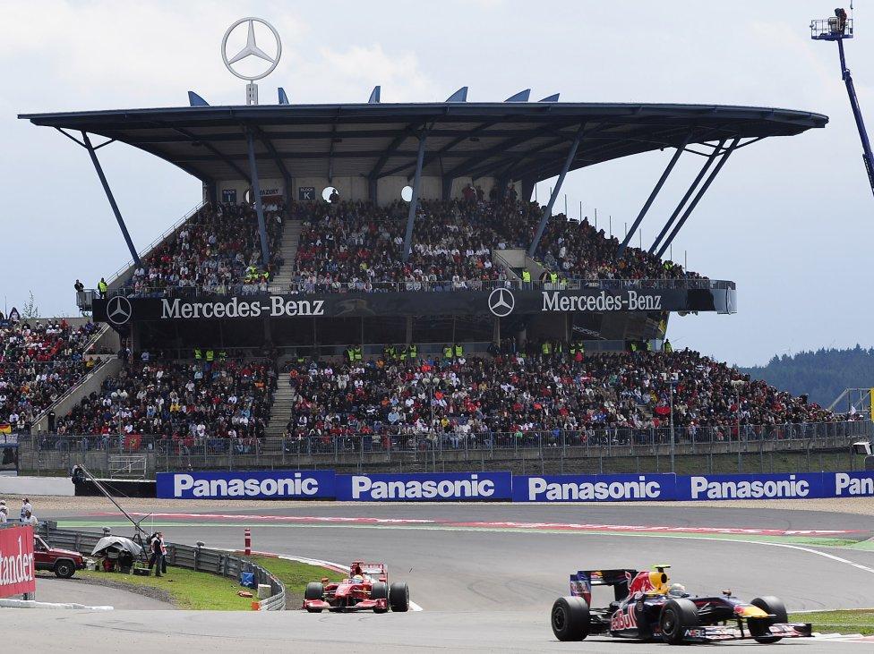 Circuito de Nürburgring (Alemania) Temporadas: 1951-1958, 1961-1969, 1971-1976, 1984-1985, 1995-2007, 2009, 2011 y 2013.
