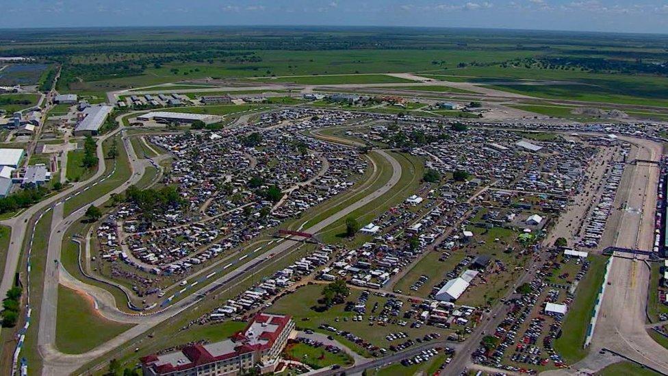Circuito de Sebring (Estados Unidos) Temporada 1959.
