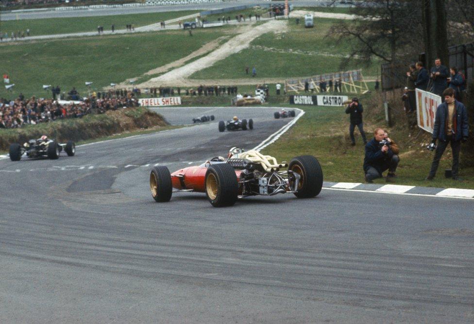 Circuito de Spa (Bélgica) Temporadas: 1950-1970, 1983, 1985-2005 y desde 2007 a la actualidad.