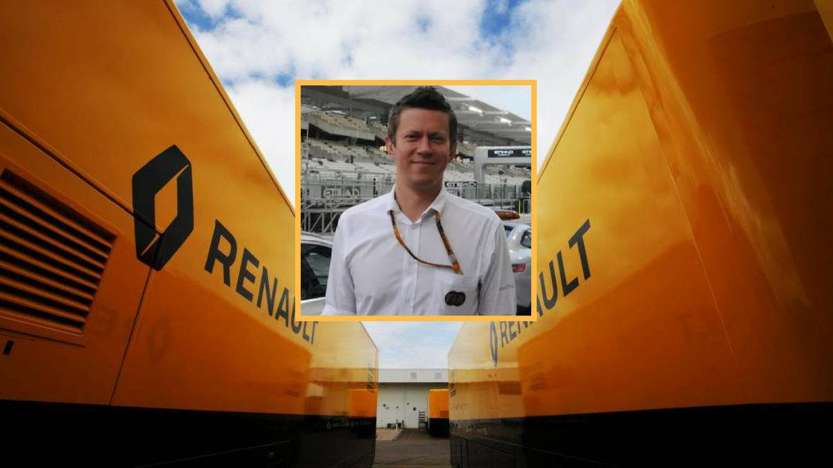 Marcin Budkowski ficha como director ejecutivo de Renault.