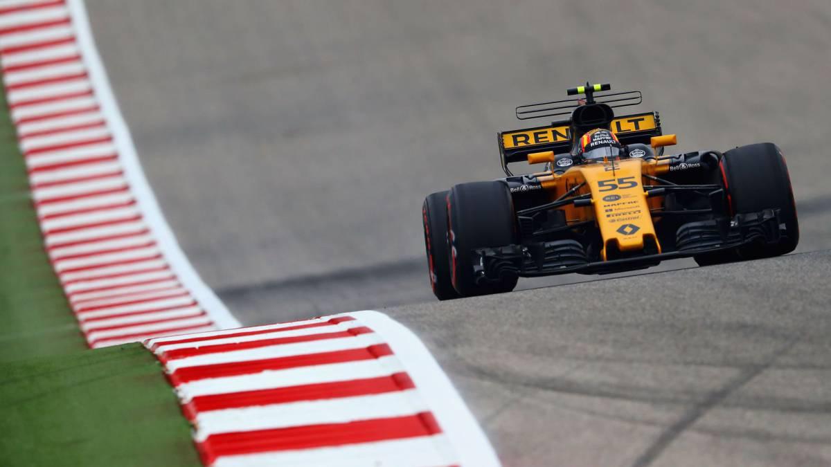 Buen debut de Sainz y Alonso se acerca a los mejores