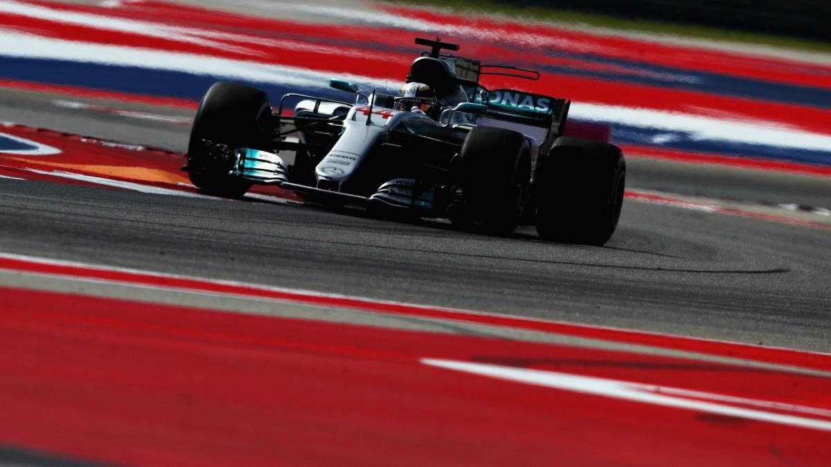 GP de EEUU 2017 de F1 en directo online: Carrera en Austin