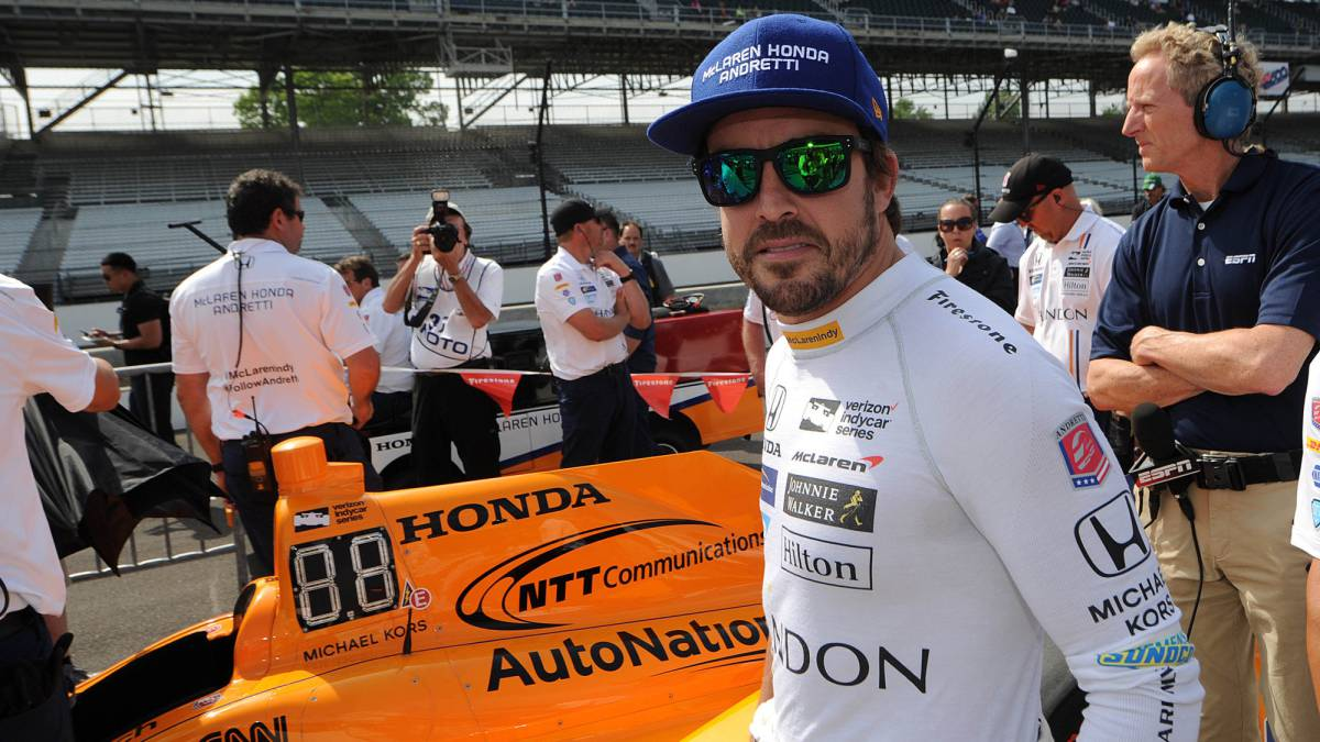 Fernando Alonso: F1 driver to race at Daytona 24 Hours
