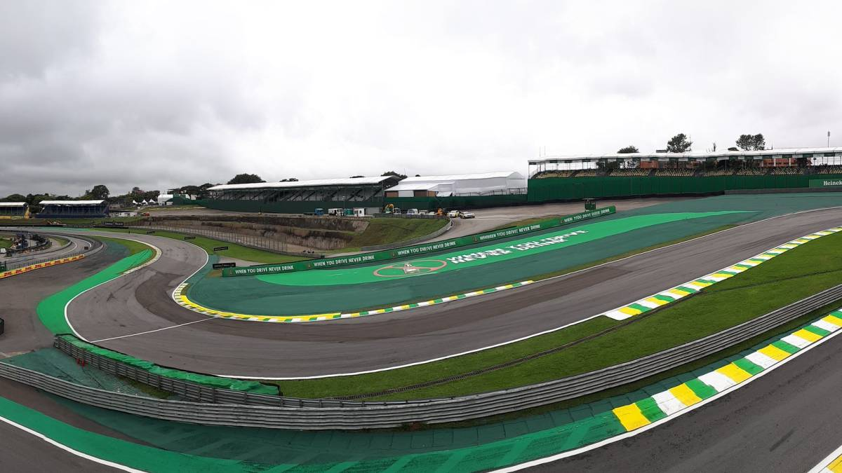 Circuito de Interlagos.