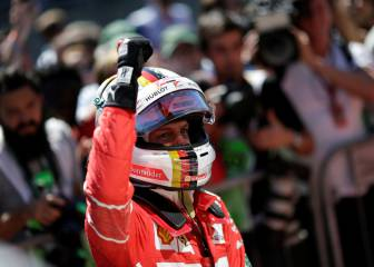 Vettel wins in Brazil while Hamilton has crazy comeback