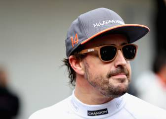 Alonso tests with Toyota in Bahrain ahead of Le Mans race
