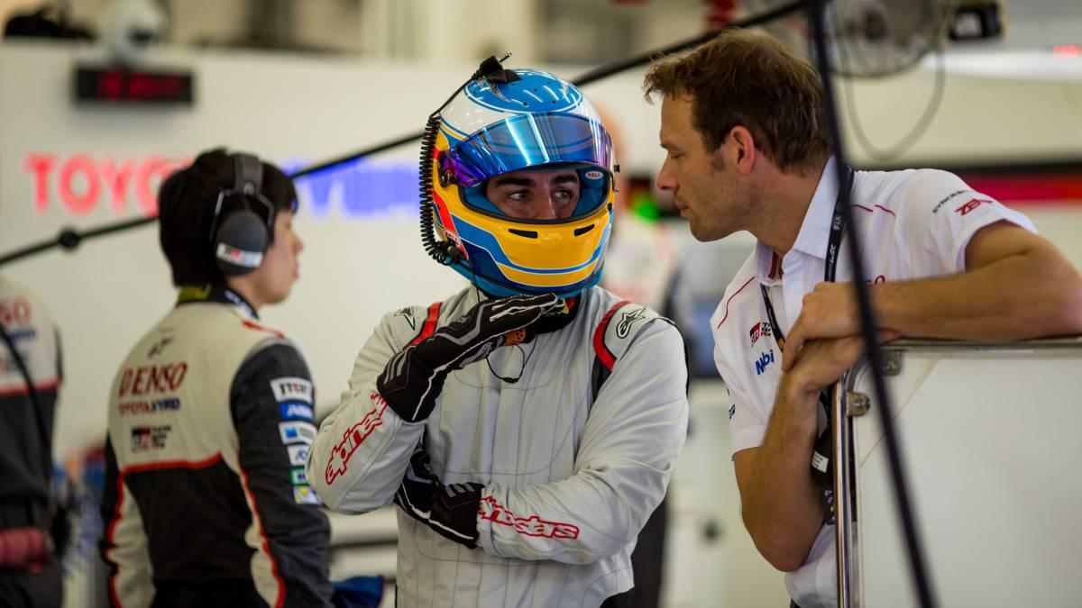 Alonso y Alez Wurz.