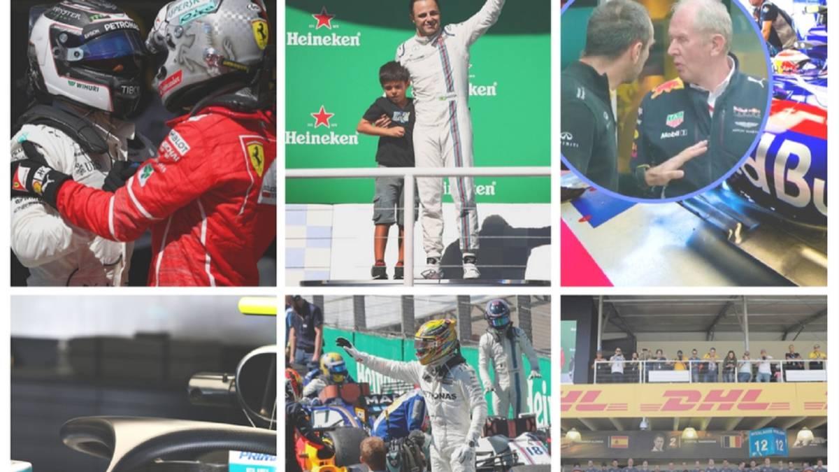GP Abu Dhabi 2017: dos batallas, tres despedidas y un récord