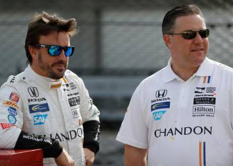 "Zak Brown: ""A frustrating year, but McLaren will win in 2018"""