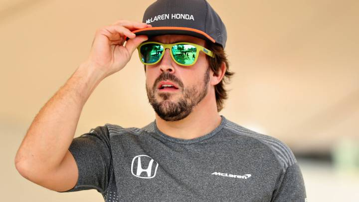 Fernando Alonso: McLaren F1 driver speaks to Diario AS