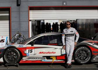 Button regresa... y correrá el Super GT japonés con Honda