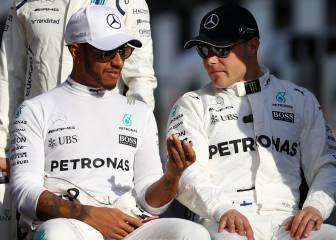 Bottas: Hamilton's an F1 great, but he's also just a normal guy