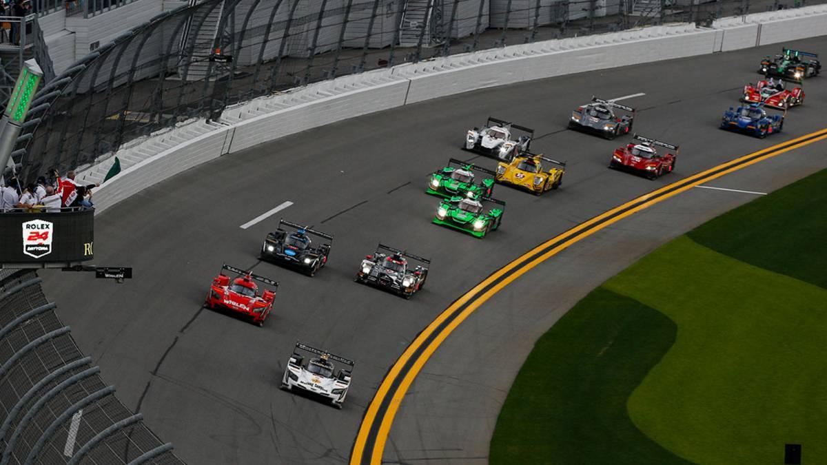 Fernando Alonso inicia el asalto a las 24 Horas de Daytona