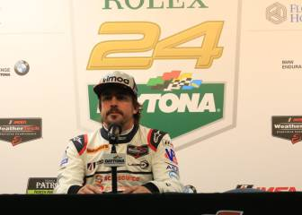 Fernando Alonso plans to race in 24 hours of Le Mans in 2018