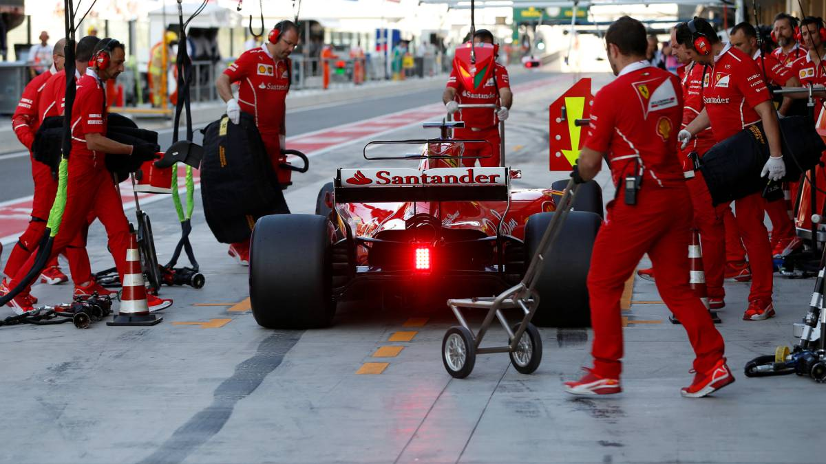 F1 2018: importantes cambios en el organigrama de Ferrari