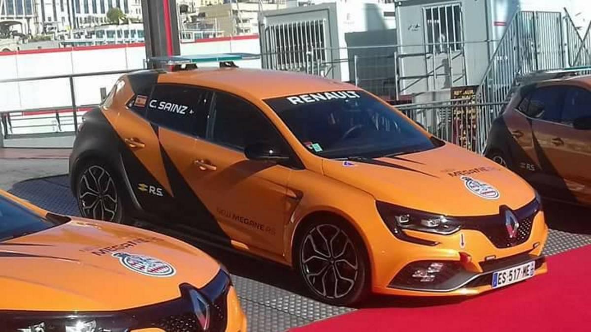 Sainz correrá el último tramo del Rally de Montecarlo