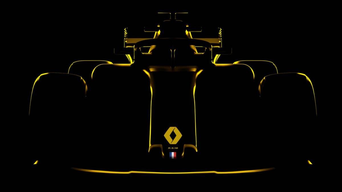 Renault presentará su nuevo coche el 20 de febrero.