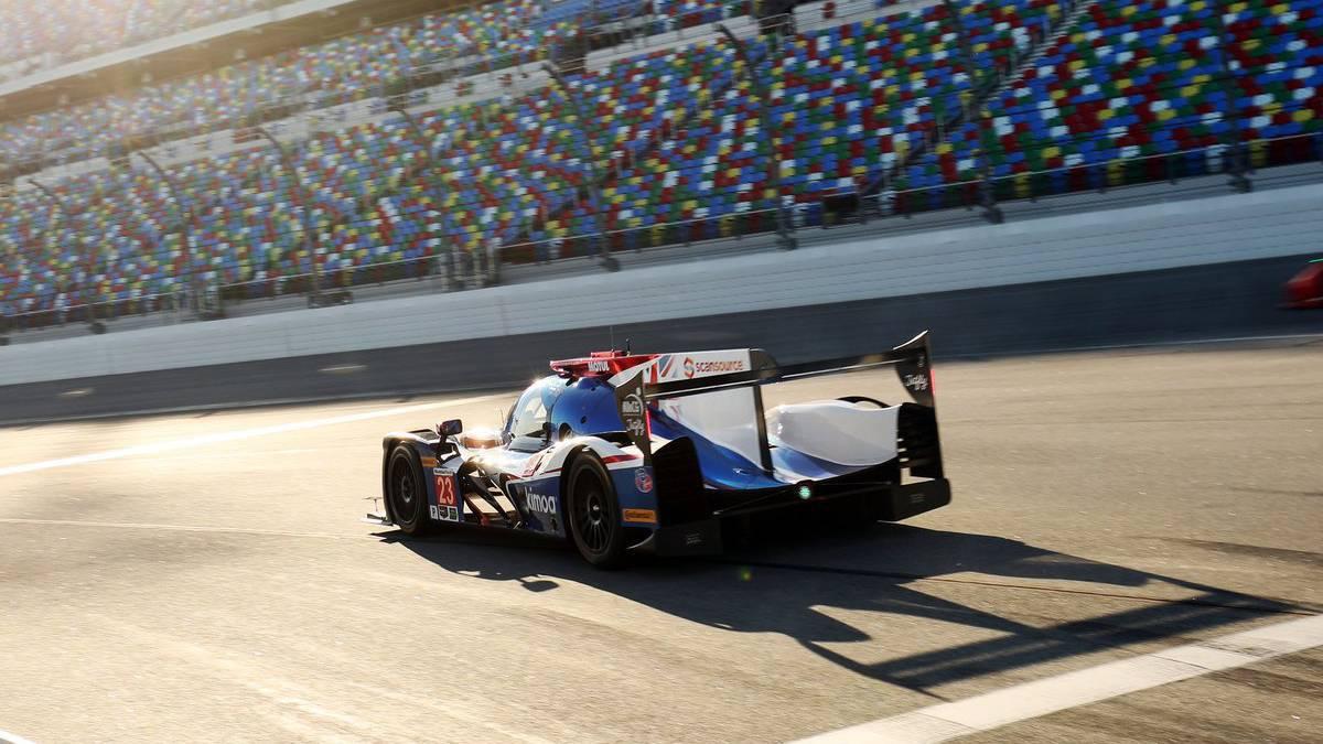 Daytona 24 horas 2018 en directo online: La carrera de Alonso - AS USA