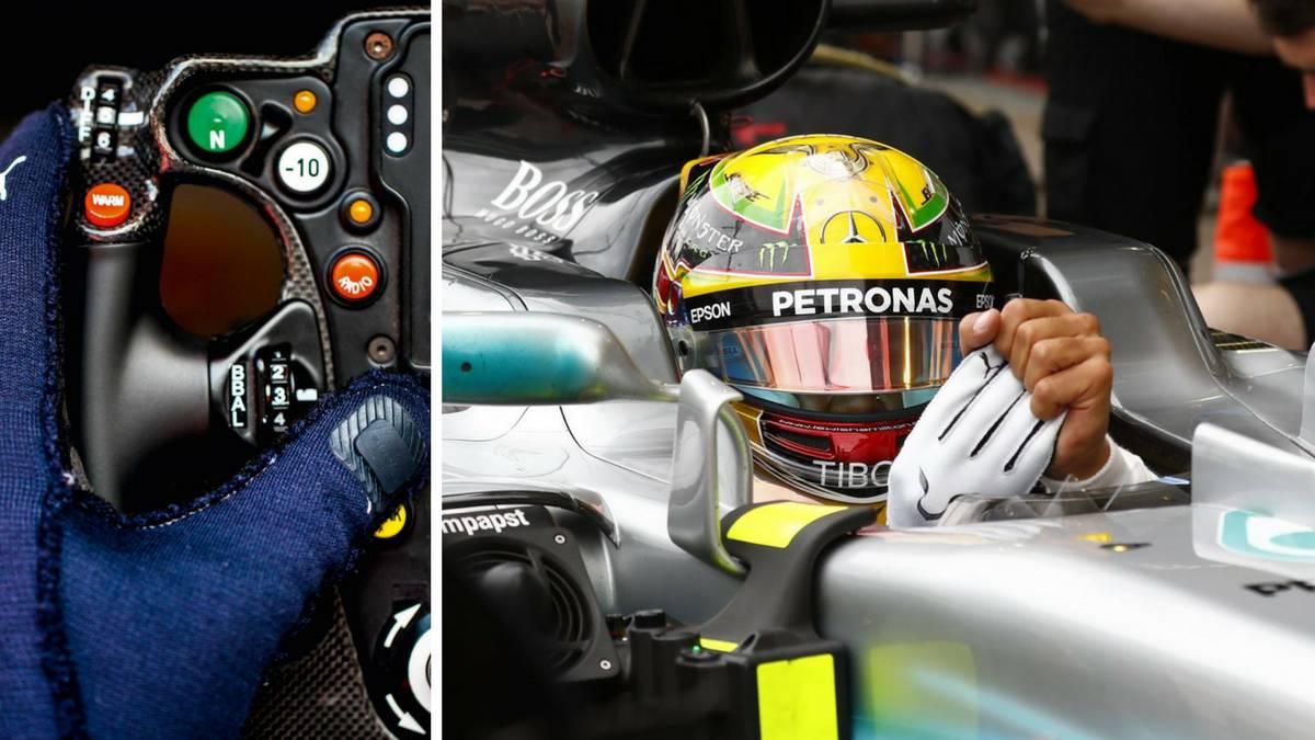 Los pilotos de F1 llevarán unos guantes biométricos desde esta temporada.