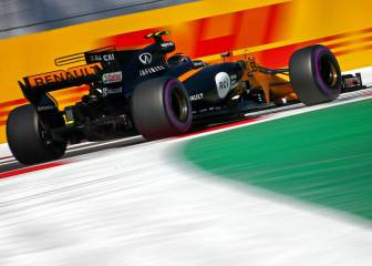 Renault no se ve luchando con Red Bull y McLaren hasta 2019