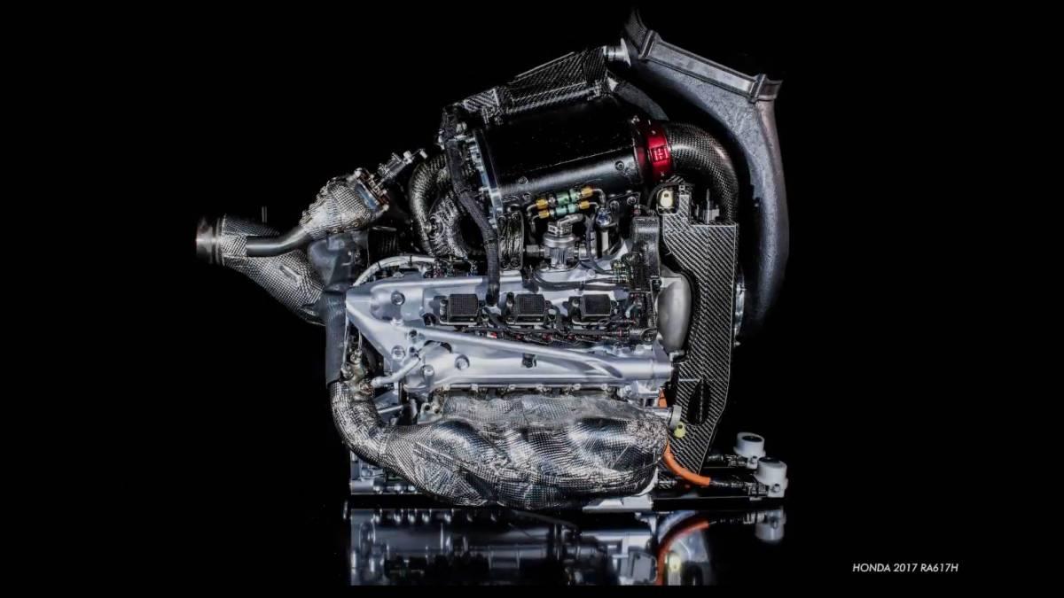 Así suena el motor Honda que propulsará a Toro Rosso en 2018