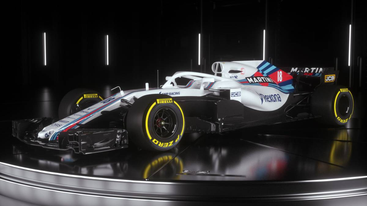 Williams presenta su FW41, el primero a gusto de Paddy Lowe