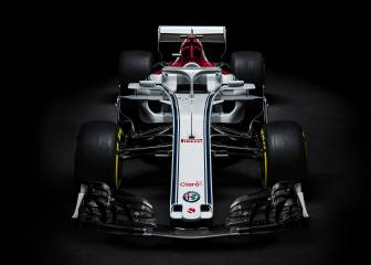 Formula 1 teams reveal their cars for the 2018 season