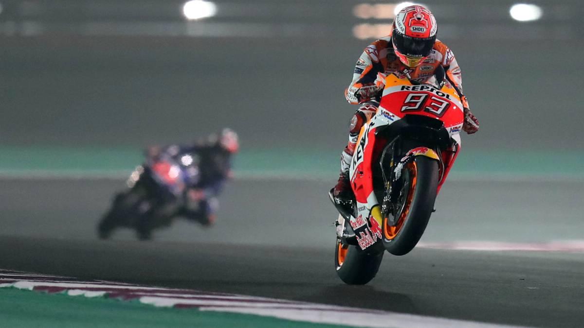 MOTOGP MotoGP Qatar 2018 en directo: carrera en Losail - AS.com
