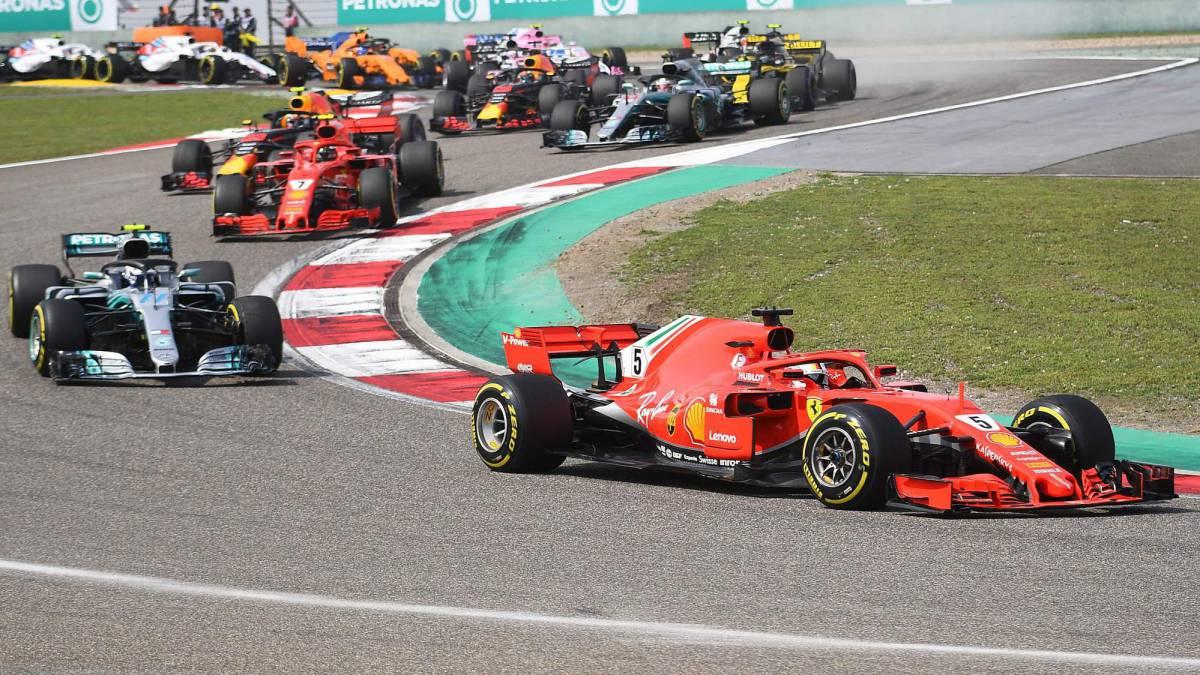 Resumen de la carrera del GP de China: victoria de Ricciardo - AS.com