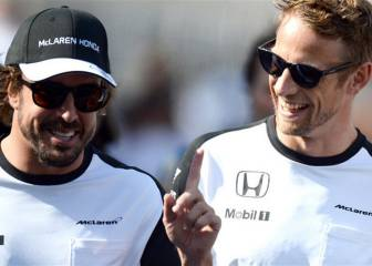 Button 'atiza' a McLaren: